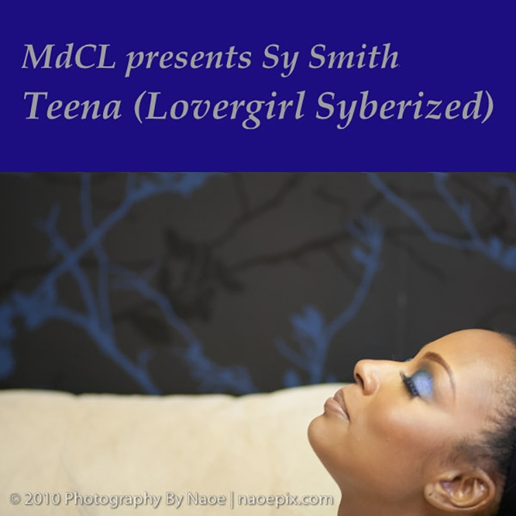 Teena (Lovergirl Syberized) -Sy Smith - SySmith.com
